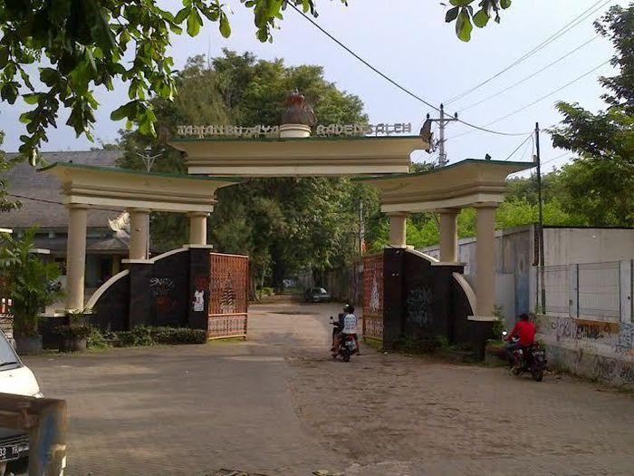 Wonderia dan Taman Budaya Raden Saleh, Lokasi yang Rencananya akan Dibangun Trans Studio