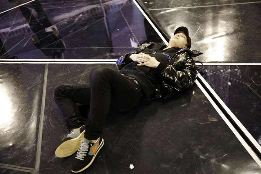 Mengintip EXO Jelang Konser 'The EXO'luXion' di Seoul Malam Ini