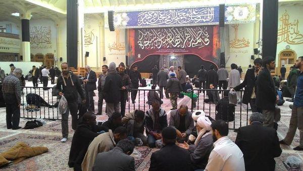 Suasana Politis Jumatan di Iran