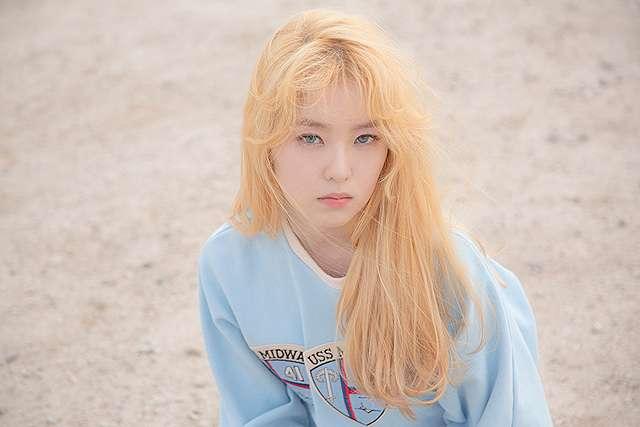 Red Velvet Berambut Pirang di Foto Teaser Comeback