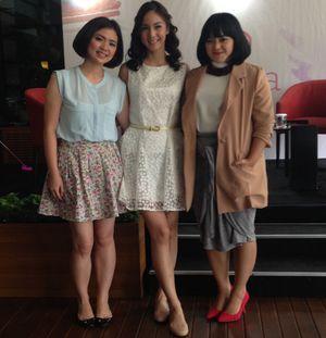 Pesinetron Nasya Marcella Sudah Pakai Make-up Sejak 1 SMP