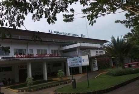 RS Rumah Sehat Terpadu (Foto: Reza/detikHealth)