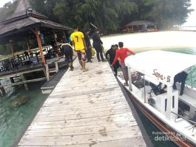 Menyelami Indahnya Alam Bawah Laut Pulau Sepa
