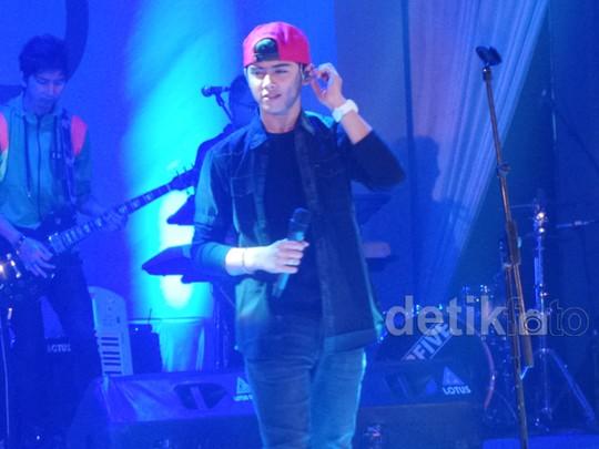 Aliando Sukses Gelar Konser Tunggal di Solo