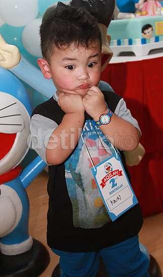 So Cute! Pipi Anak Wendy 'Cagur' Merah Merona