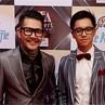 Like Father Like Son, Gaya Stylish Ferry Salim dan Brandon Nicholas