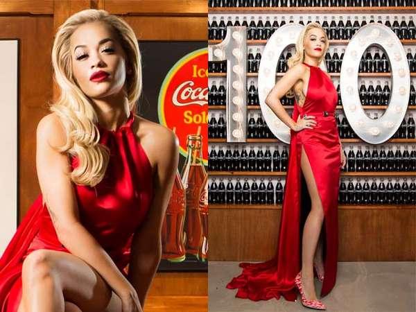 Red Hot Rita Ora
