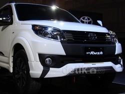 Toyota Perkenalkan SUV Rush Terbaru