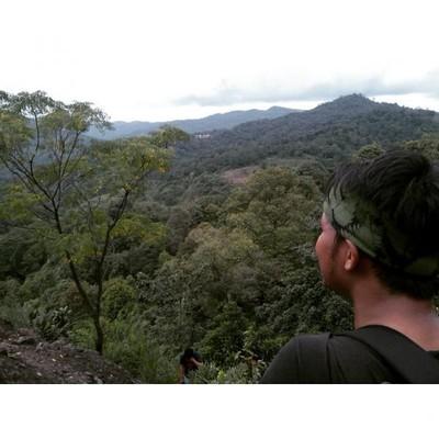 Long Weekend? Mendaki Gunung Munara Saja!