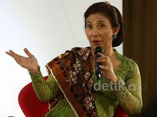 Menteri Susi Bagi-bagi Tips Sukses