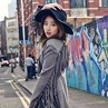 Suzy 'miss A' Pamer Kaki Jenjang di London