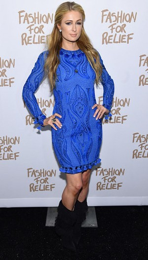 Demi Langsing, Paris Hilton Berhenti Minum Soda