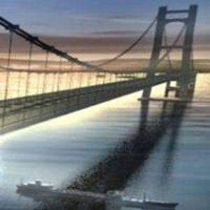 Di Depan Warga Lampung, Menteri Jokowi Bekukan Jembatan Selat Sunda