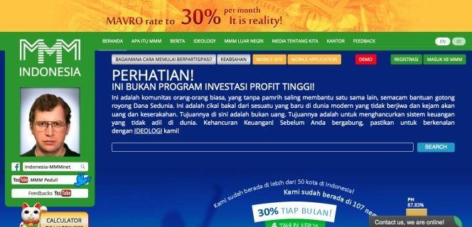 Situs MMM Indonesia