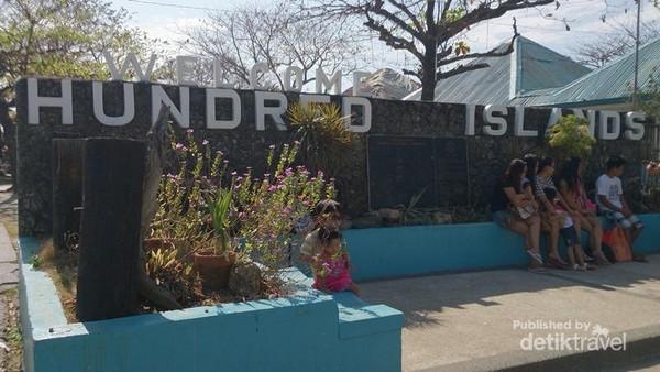 Selamat Datang di Hundred Islands