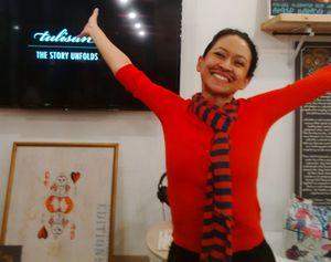 Melissa Sunjaya Bangga Jika Karyanya Dijiplak Orang