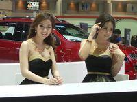 Ngobral Sensualitas, SPG Bangkok Motor Show Kena Semprot Pemerintah Thailand