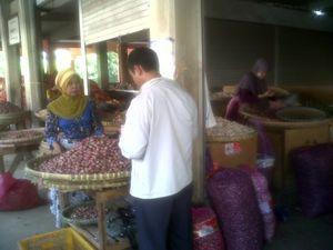 Harga BBM Naik, Sejumlah Harga Bahan Pokok di Yogyakarta Justru Turun