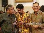 Sederet Artis Peringati Hari Film Nasional di Istana Negara
