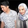 Irwansyah dan Zaskia Sungkar Hadiri Tahlil 3 Harian Olga Syahputra
