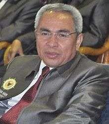 Isran Noor. (Wikipedia)