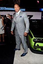 Joe Taslim Eksis di Premiere 'Furious 7' Hollywood