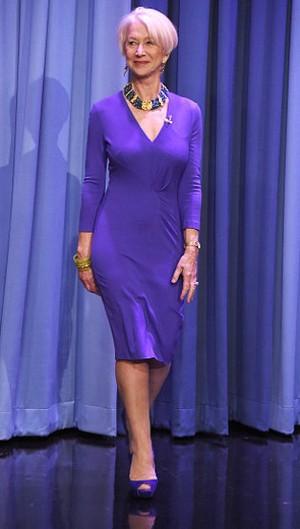 Tips Helen Mirren Miliki Tubuh Indah dan Ramping di Usia 69 Tahun