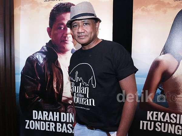 Eksis Lagi, Andre Hehanusa Jajal Main Film