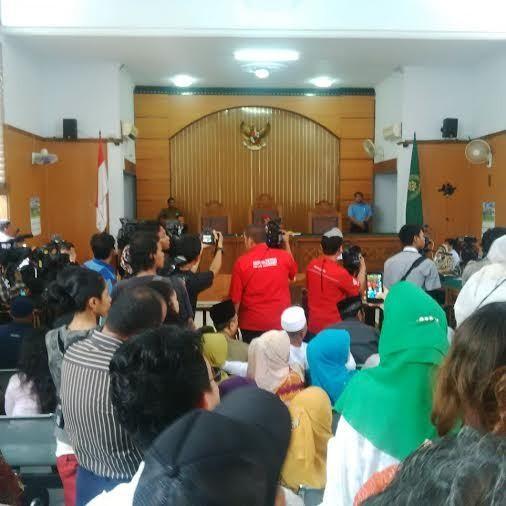 Permohonan SDA Ditolak, Hakim: Penetapan Tersangka Bukan Objek Praperadilan