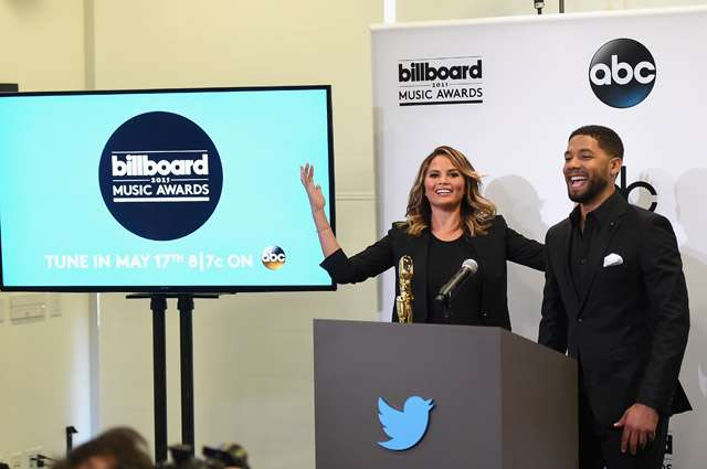 Ludacris dan Chrissy Teigen Jadi Host di Billboard Music Awards 2015