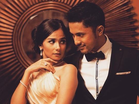 Mesranya Hengky Kurniawan dan Sonya Fatmala di Foto Pre-wedding