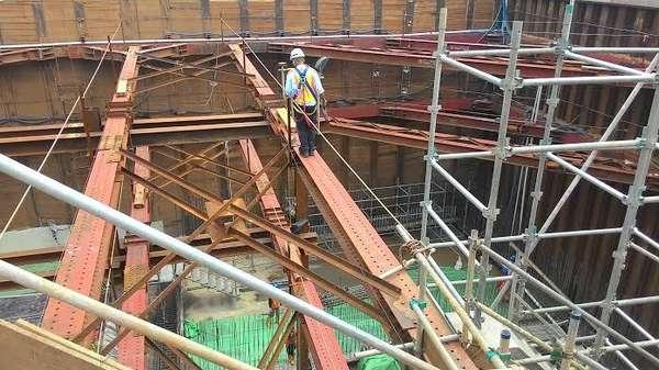 Bor Raksasa MRT akan Mulai Melubangi Perut Jl Sudirman Pada Agustus
