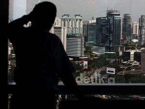 Ekonomi Jakarta Tumbuh Nyaris 6%, Inflasi Hampir 9%