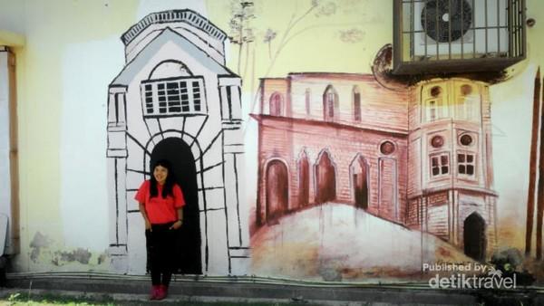 Ipoh kota di malaysia yang penuh mural keren for Mural 1 malaysia