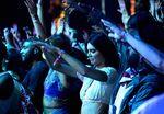 Kendall Jenner Seru-seruan di Festival Coachella