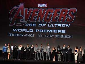 Suasana Meriah Premiere 'Avengers: Age of Ultron' di Hollywood