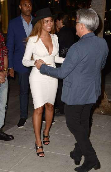 White Hot Beyonce!