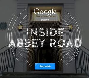 Menjelajah Studio Legendaris Abbey Road via Google