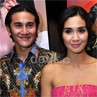 Keserasian Vino dan Marsha di Premiere Film 'ToBa Dreams'