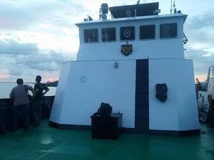 Kisah Satgas Anti Illegal Fishing Seberangi Laut Arafuru Sampai ke Merauke
