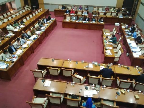 Komisi III Putuskan Nasib Perppu Pimpinan KPK Paling Lambat 25 April
