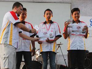 Ini Dia Para Pemenang Kontes Modifikasi Honda di Banjarmasin