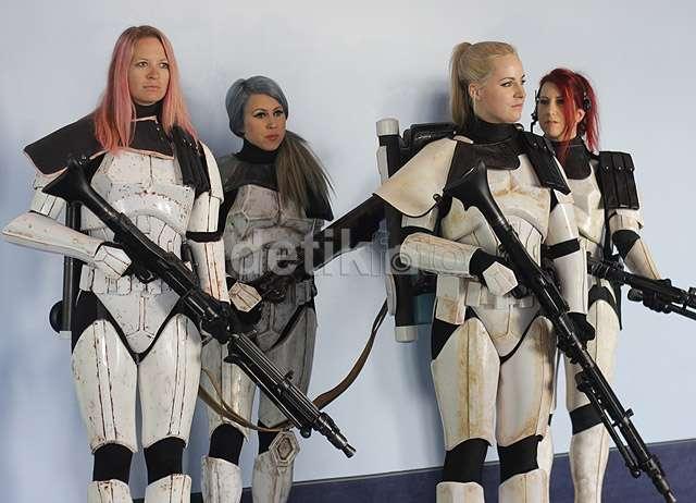 Parade Kostum di Star Wars Celebration 2015