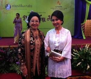 Tips Jadi Kartini Modern dari Presiden Direktur Mustika Ratu