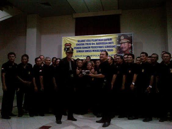 Kenang-kenangan Jenderal Badrodin di Semarang Masih Eksis Selama 11 Tahun