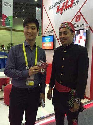 4G & Layanan Digital Telkomsel Unjuk Gigi di KAA