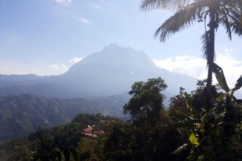 Gunung Kinabalu yang dulu berselimut ritual (Silvia/detikTravel)