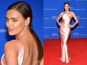 Pretty in Pink, Irina Shayk