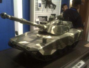 Ini Penampakan Desain Tank Leopard Buatan PT Pindad