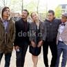 Keseruan Tatjana Saphira dan 4 Pria Tampan Syuting Film di Belanda